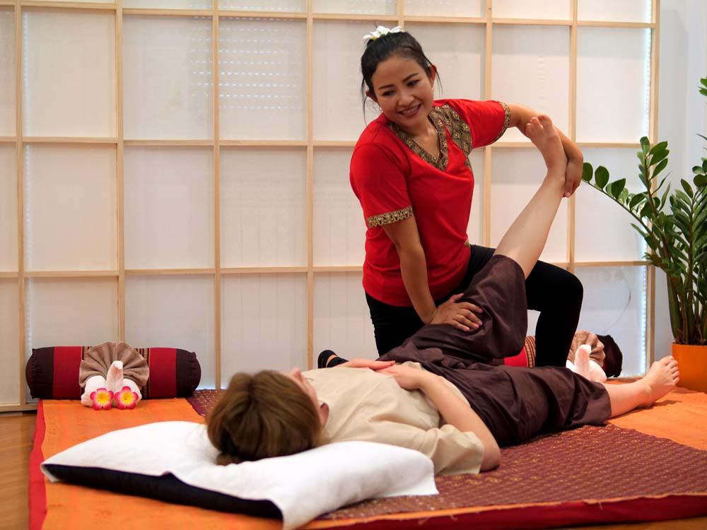 Thai masaža