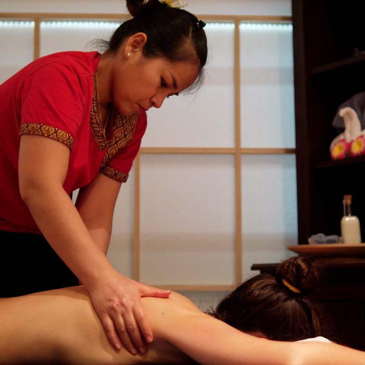 aroma masaža