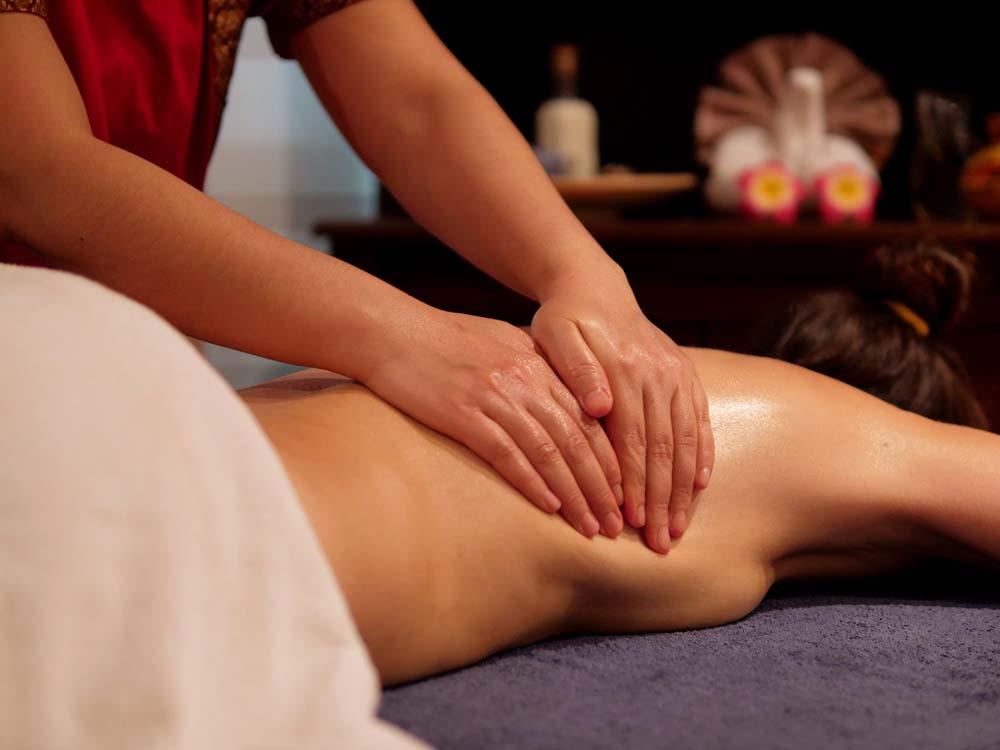 Uljne masaže
