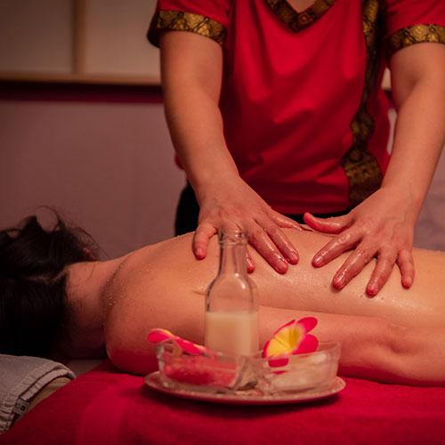Piling + masaža s uljima