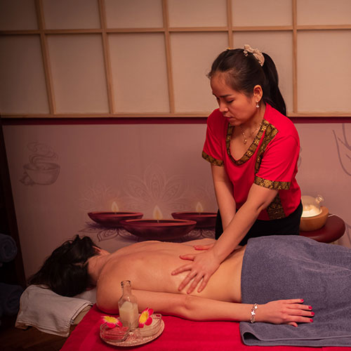 Uljna thai masaža